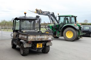 Meet the Farm Vehicles @ Bransby Horses | Bransby | England | United Kingdom