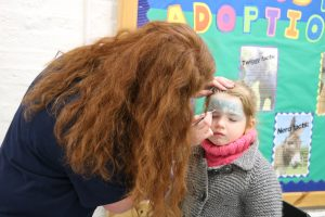 'Five Freedoms' Trail & Face Painting and Glitter Tattoo @ Bransby Horses  | Bransby | England | United Kingdom