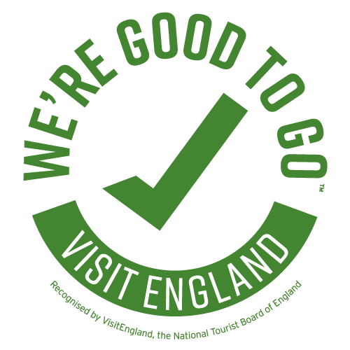 Visit England Good to Go logo