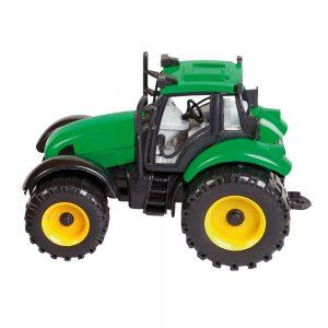 Farm Tractor Green
