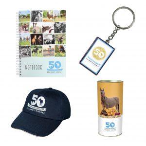 50th Anniversary Gift Range