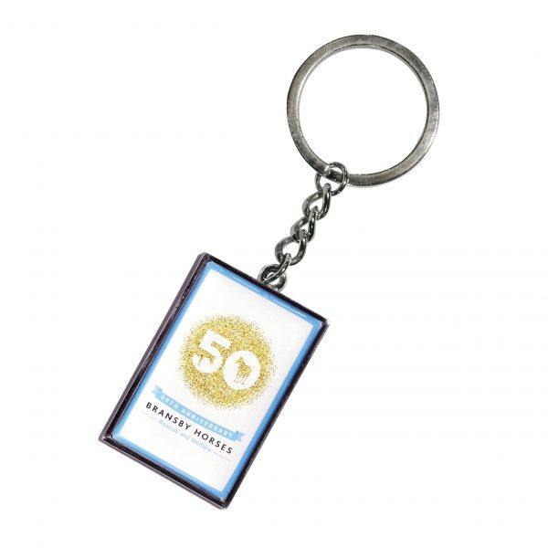 50th Anniversary Keyring