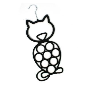 cat scarf hanger