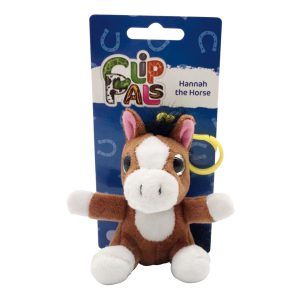 hannah horse clip