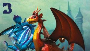 Devilish Dragons